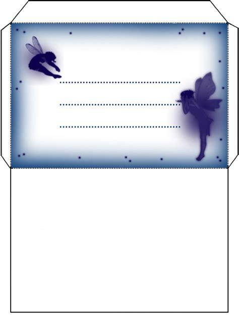 printable fairy envelope 9 envelopes free printable designs images quarter fold