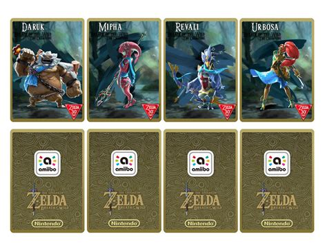 Amiibo Card Template