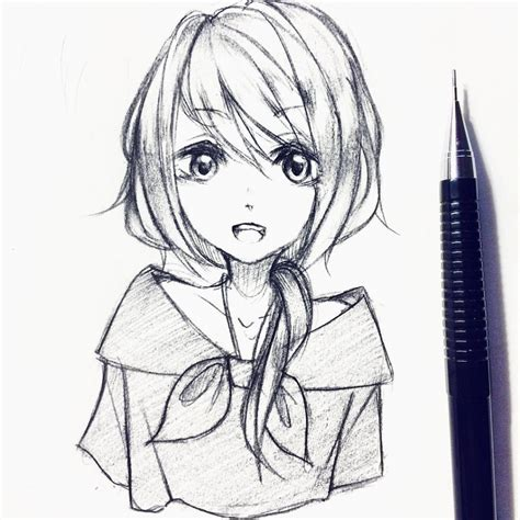 L Drawing Pictures by Anime Sketches Www Pixshark Images