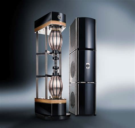 Beautiful Speakers mbl 101 x treme the world s most beautiful speakers