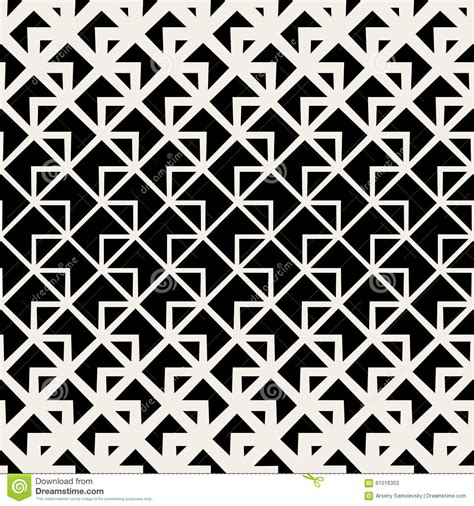triangle pattern grid vector seamless triangle geometric grid lines pattern