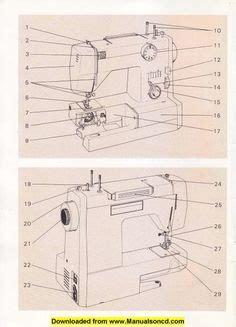 singer  sewing machine service manual
