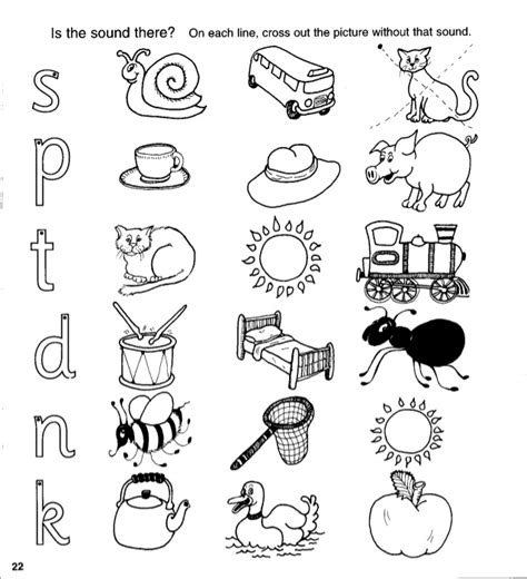Jolly Phonics Worksheets For Kindergarten by All Worksheets 187 Printable Jolly Phonics Worksheets