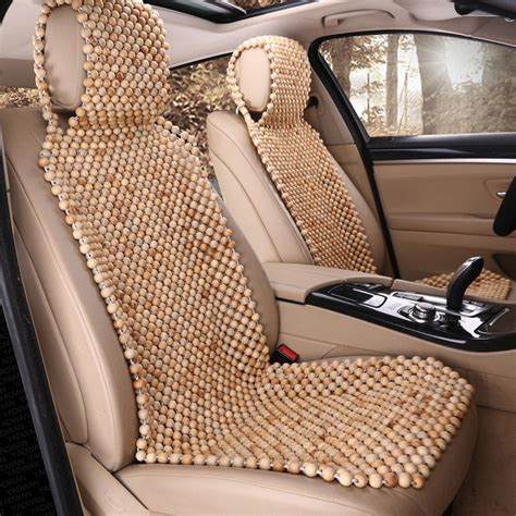 Handmade Car Seat Covers - bead car seat covers autos post