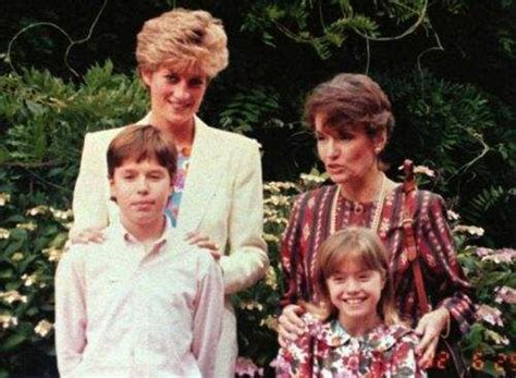 princess diana s children mary robertson right of new vernon n j poses with her