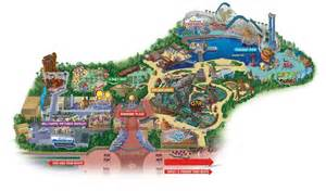 disney s california adventure park map mouseinfo photo