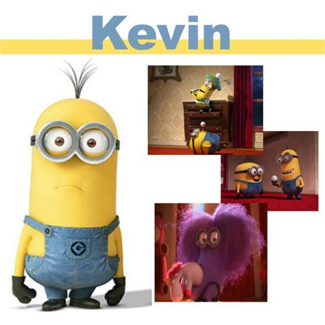 who s that minion 8 despicable me minion character