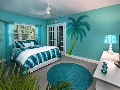 beach themed bedrooms for kids charming beach themed bedroom paint colors trends also