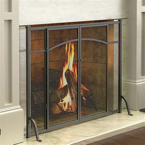 best 25 fireplace doors ideas on cast