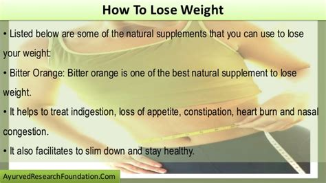 4 supplements to lose weight how to lose weight by using supplements