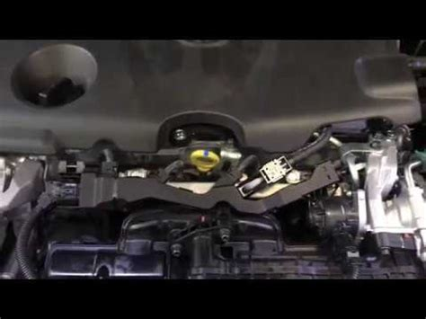 camry direct injection noise normal youtube