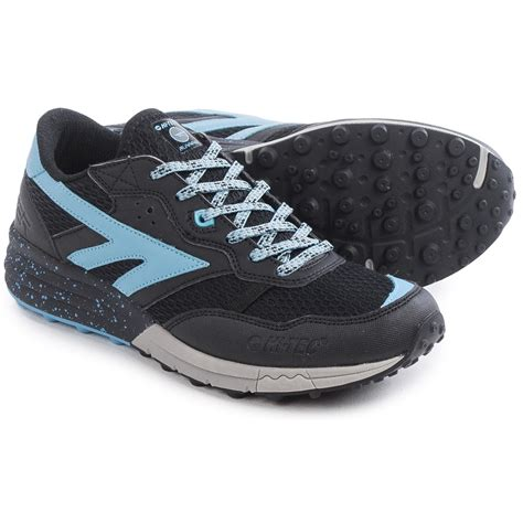 running shoes for me hi tec badwater trail running shoes for save 57