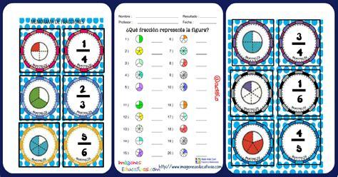 imagenes matematicas de fracciones s 250 per memorama de fracciones imagenes educativas