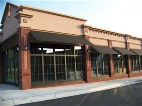 metal awnings for commercial buildings commercial metal awning and store fronts on pinterest
