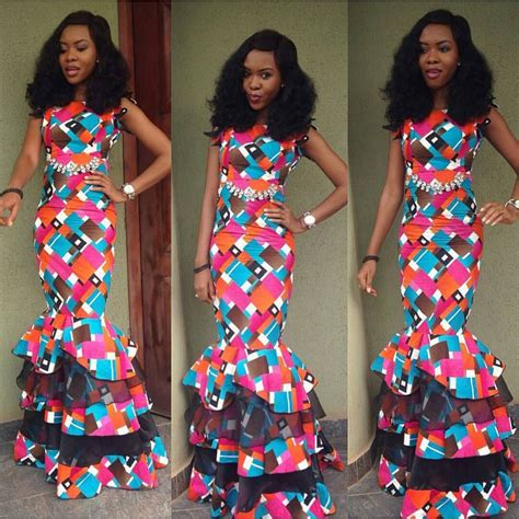 latest nigerian ankara styles fashion 2016 latest ankara styles lace dress nigerian