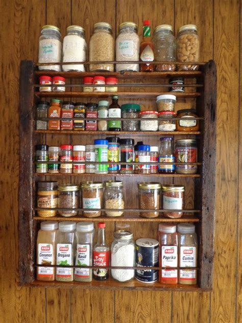 Large Spice Rack With Spices 17 Best Ideas About Large Spice Rack On Spice