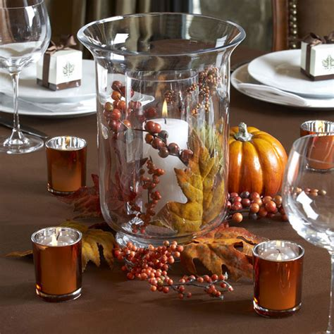 fall decorations for tables autumn vanilla picture autumn table decorations