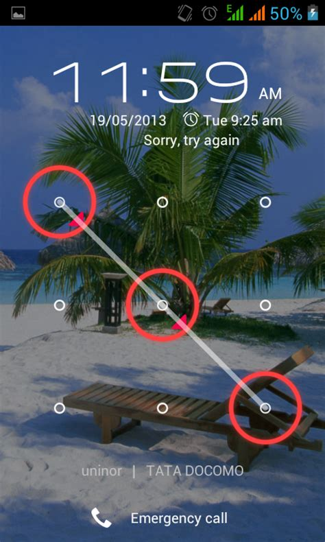pattern wrong android how to unlock android phones after too many pattern