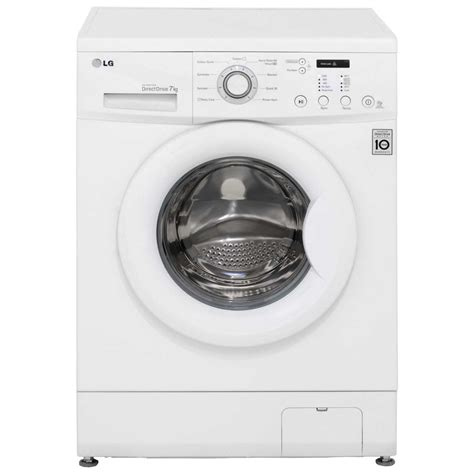 Lg Washing Machine With Built In Mp3 Player by Lg 7kg Washing Machine F12c3qd Ao