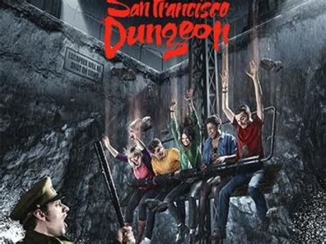 san francisco dungeons coupon