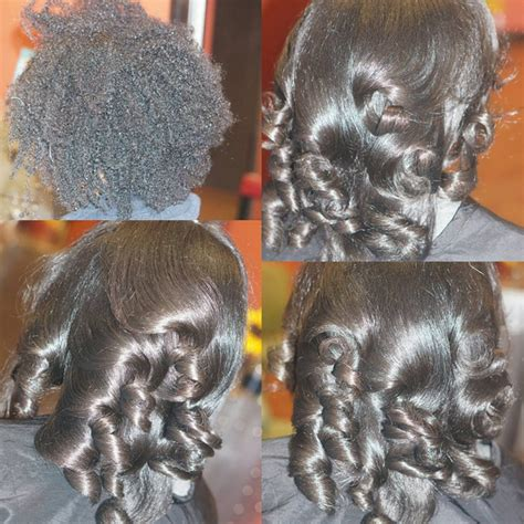 Blowout Hairstyles For Black by Blowout Hairstyles Thirstyroots Black Hairstyles