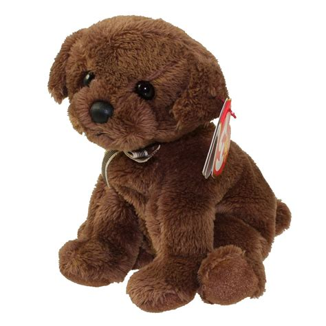 beanie baby puppy ty beanie babies diggidy the brown 6 inch