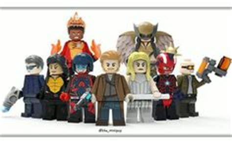 Lego Minifigure 068 Flash Xinh Minifigures Heroes Pogo supergirl cbs lego supergirl tv