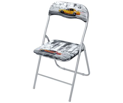 chaise de bureau york chaise pliable design york taxi avenue dossier assise