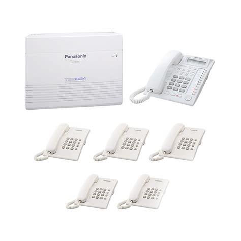 Pabx Panasonic 8 Ext by Jual Panasonic Pabx Kx Tes824 Paket A Telepon Pbx 3 Lines