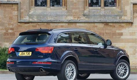 Buying A Used Audi Q7 by Buying Used Audi Q7 4x4 Magazine