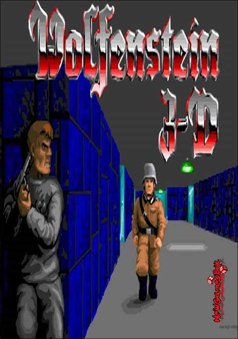 free 3d full version pc download games wolfenstein 3d free download full version pc game setup