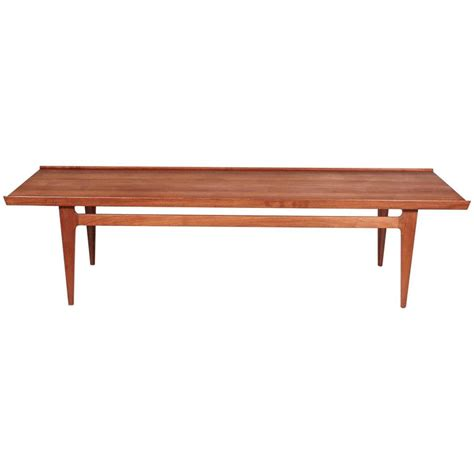 Finn Coffee Table Finn Juhl Teak Coffee Table For And Sons 1950s For Sale At 1stdibs