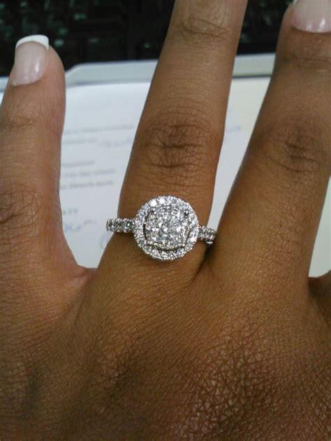 Small Engagement ring   Weddingbee