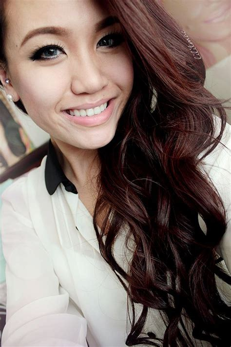 mahogany hair color pictures 1000 ideas about mahogany brown hair color on