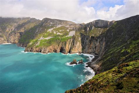 Most Popular Favorite Colors by Slieve League Donegal Ireland By Pierre Leclerc Photography