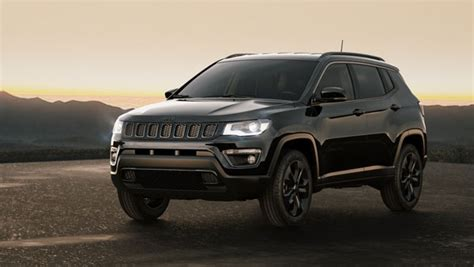 jeep compass limited black jeep compass black pack edition limited plus trailhawk