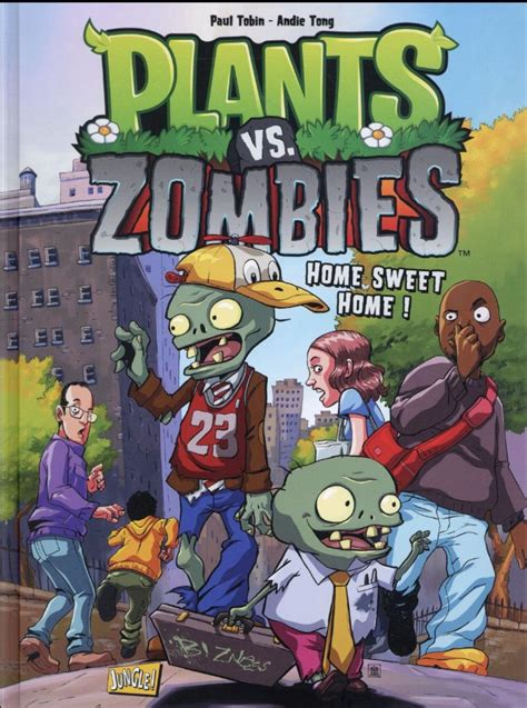 plants vs zombies volume 4 grown sweet home plants vs zombies 4 home sweet home