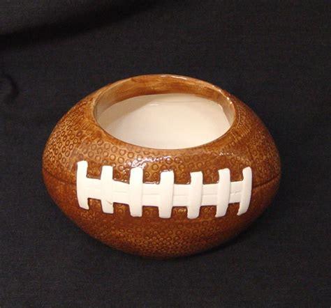 Ceramic Football Vase by Ceramic Football Planter 187 Petagadget