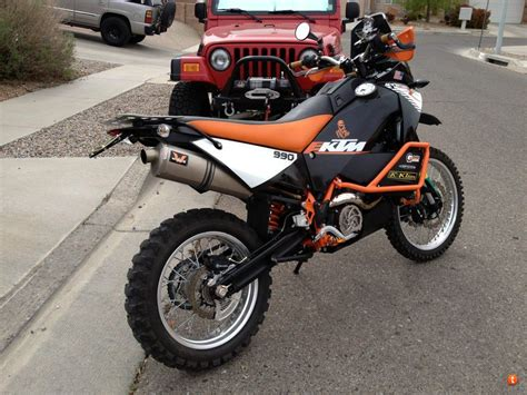 Modified Enduro Bikes ktm 990 adventure modified 2013 just bikes