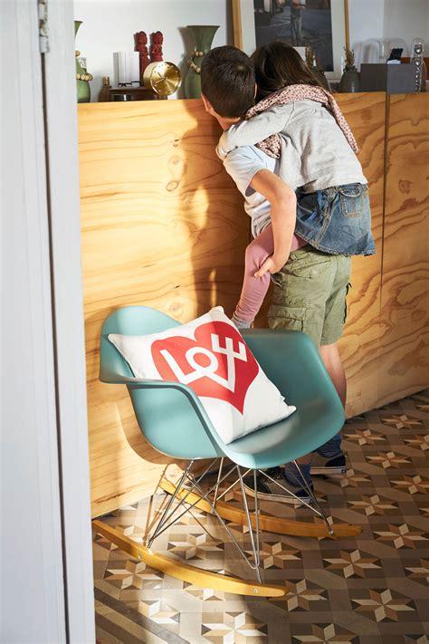 eames plastic armchair rar von vitra
