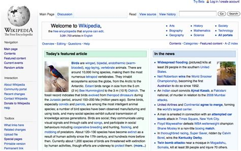 blogger wikipedia a new look for wikipedia wikimedia blog