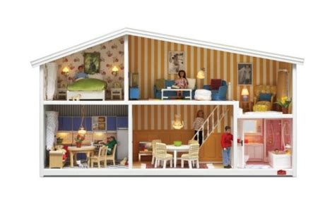 lundby smaland dolls house micki lundby lundby smaland dolls house doll review compare prices buy online
