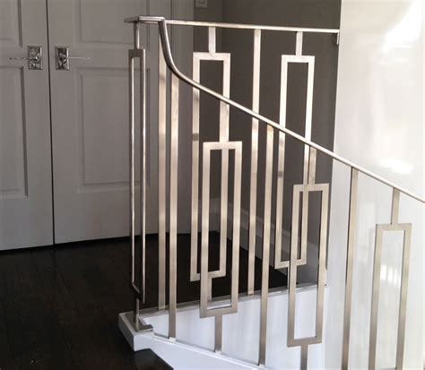steel banisters hmh iron design hmh stainless staircase railing m12