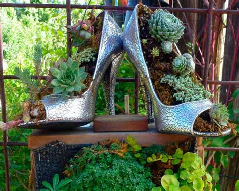 gardening pots and containers top 30 stunning low budget diy garden pots and containers