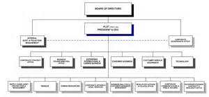 board of directors organizational chart template company leadership board of directors others