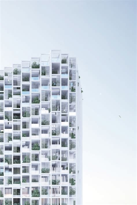 Chicago Bungalow Floor Plans Penda To Build Modular Customizable Housing Tower In