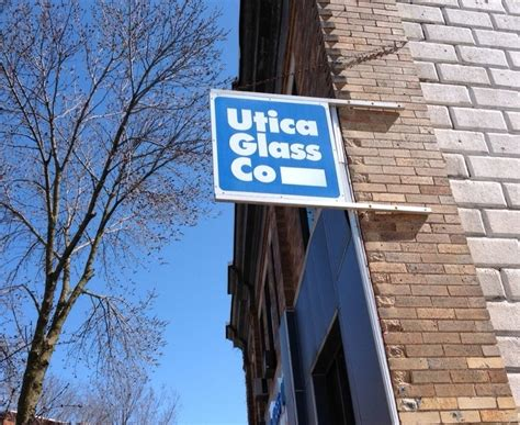 Office Supplies Utica Ny Utica Glass Co In Utica Ny 315 732 5