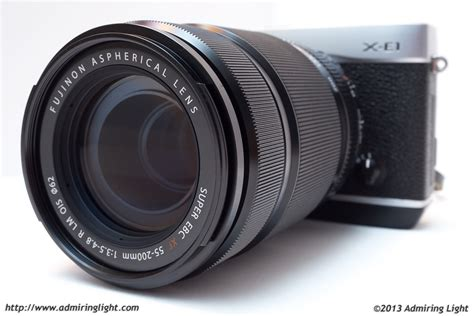 Lensa Fujifilm Xf 55 200mm review fujifilm fujinon xf 55 200mm f 3 5 4 8 r lm ois admiring light