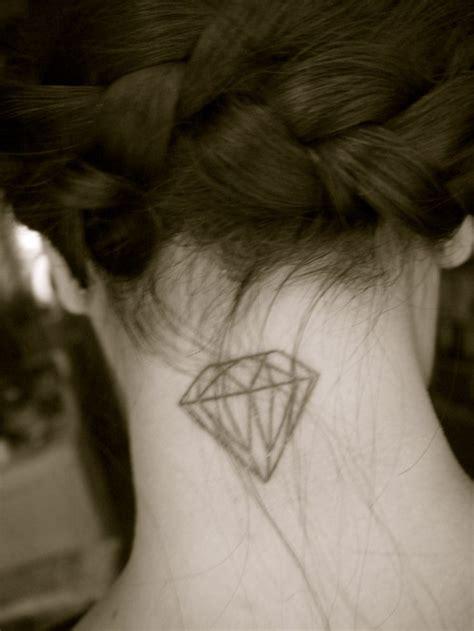 diamond hair tattoo braids diamond tattoo tattoo pinterest tat places