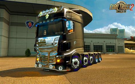 download mod game ets scania r700 2016 for ets2 187 download ets 2 mods truck